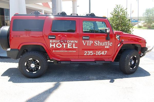 VIP Hummer Shuttle